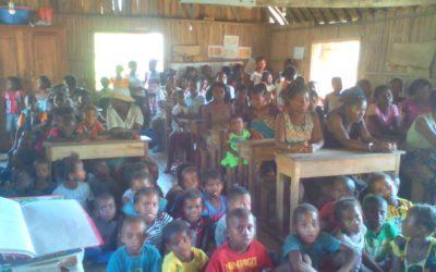 Janvier à l'école Zanaky-Lokaro